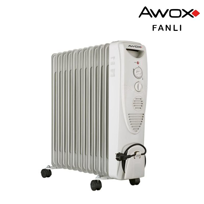 Awox 12 Dilim Yağlı Fanlı Radyatör