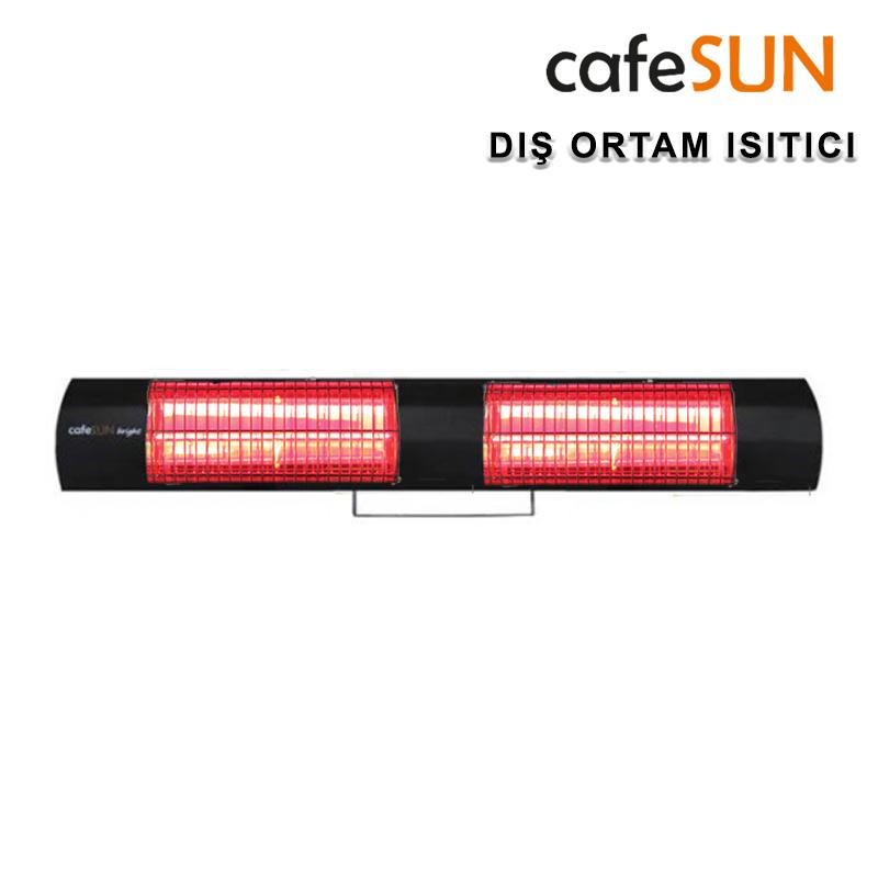 CafeSUN  Watt Dış Mekan Isıtıcı 2x1500W