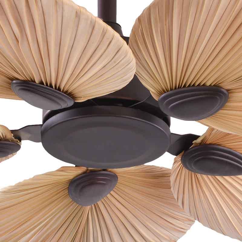 Kaşkar-Taflan T52045 Kahverengi Tavan Vantilatörü