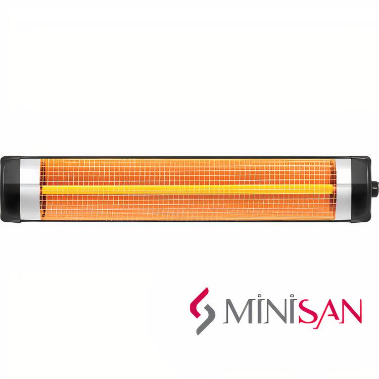 Minisan Sr-3000W İnfrared Isıtıcı